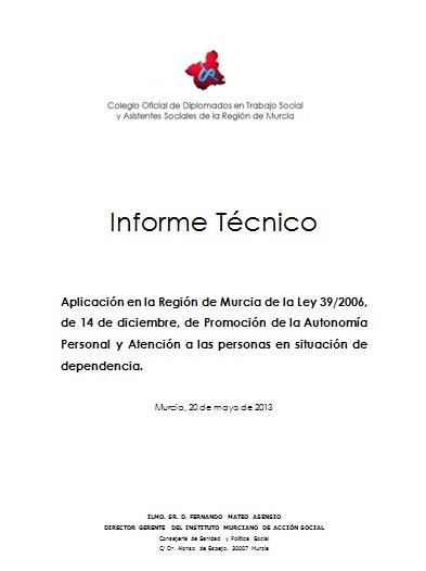 portada informe técnico